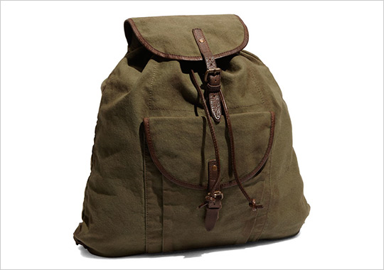 Alternative Canvas Rucksack Alternative Canvas Rucksack