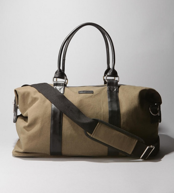 Ben Sherman Canvas Duffel Bag 1 Ben Sherman Canvas Duffel Bag