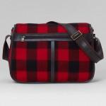 Buffalo Check Messenger Bag by Brooks Brothers 3 150x150 Buffalo Check Messenger Bag by Brooks Brothers