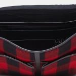 Buffalo Check Messenger Bag by Brooks Brothers 5 150x150 Buffalo Check Messenger Bag by Brooks Brothers