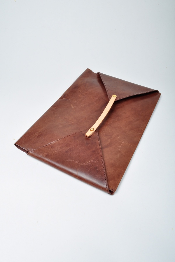 Cornelian Taurus Brown Leather Folder 1 Cornelian Taurus Brown Leather Folder
