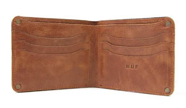 HUF Spring 2011 Wallet HUF Spring 2011 Wallet