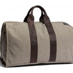 Jack Spade 'Mitchell' Military Canvas Duffel Bag