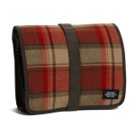 Jack Spade Plaid Hanging Kit Bag 1