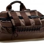 Lanvin Nylon Bowling Bag