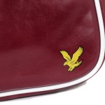 Lyle Scott Red Flight Bag 5 150x150 Lyle & Scott Red Flight Bag