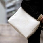 Maison Martin Margiela Wood Grain Bag