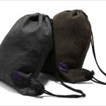 Nepenthes Tweed Bonded Bags