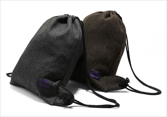 Nepenthes Tweed Bonded Bags Nepenthes Tweed Bonded Bags