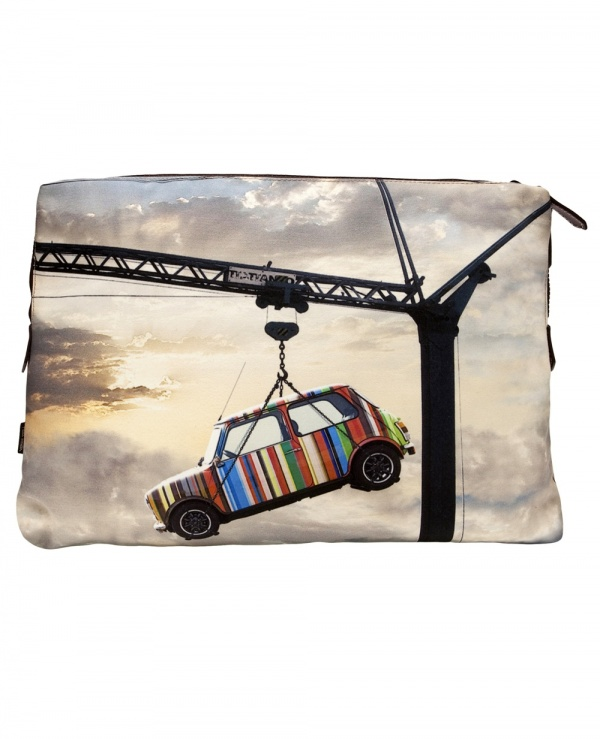 Paul Smith Mini Cooper Laptop Sleeve Paul Smith Mini Cooper Laptop Sleeve
