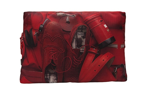 Paul Smith Red Shoe Laptop Sleeve 1 Paul Smith Red Shoe Laptop Sleeve