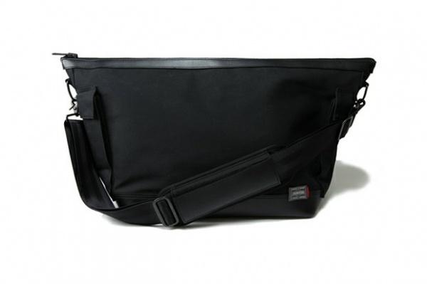 Porter Leather Messenger Bag Porter Leather Messenger Bag