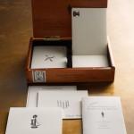 The Forgetful Gentleman Letterpress Kit