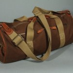 The Quality Mending Co. Round Duffel
