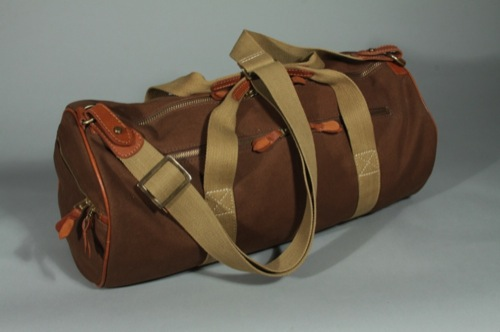 The Quality Mending Co. Round Duffel The Quality Mending Co. Round Duffel