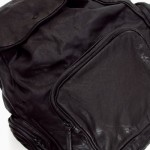 Yvonne Kone Black Leather Backpack 3 150x150 Yvonne Kone Black Leather Backpack