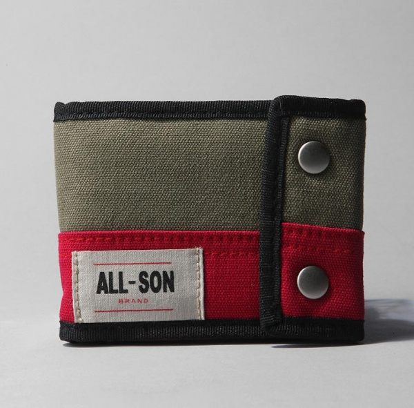 All Son Snap Wallet 1 All Son Snap Wallet