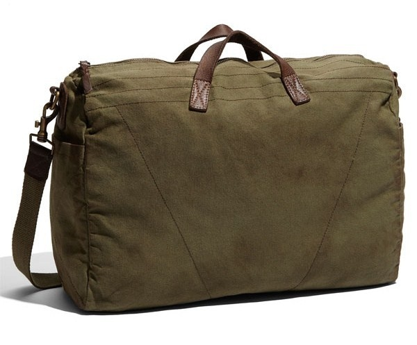 Alternative Canvas Weekender Bag Alternative Canvas Weekender Bag