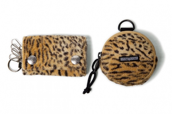 BOUNTY HUNTER Leopard Accessories Collection BOUNTY HUNTER Leopard Accessories Collection