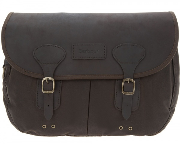 Barbour Buckled Cross Body Bag01 Barbour Buckled Cross Body Bag