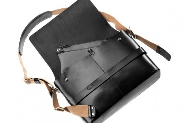 Brooks England Leather Barbican Bag Brooks England Leather Barbican Bag
