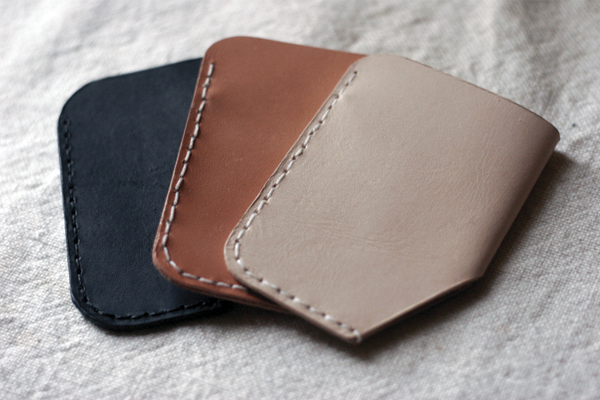 Corter Leather Brewster Slim Card Case Corter Leather Brewster Slim Card Case