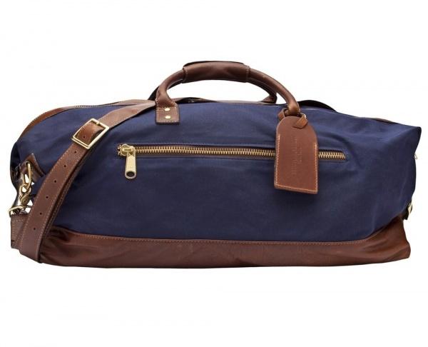 Ernest Alexander Weekender Bag01 Ernest Alexander Weekender Bag