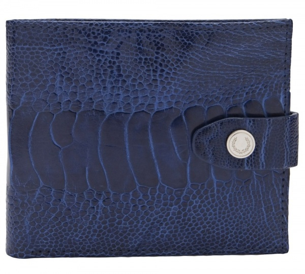 Fred Perry Ostrich Skin Wallet01 Fred Perry Ostrich Skin Wallet