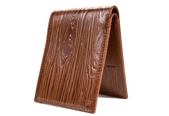 Hlaska 'Evergreen' Billfold Wallet01 Hlaska 'Evergreen' Billfold Wallet