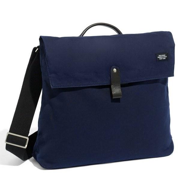 Jack Spade Waxwear Folded Messenger Bag1 Jack Spade Waxwear Folded Messenger Bag
