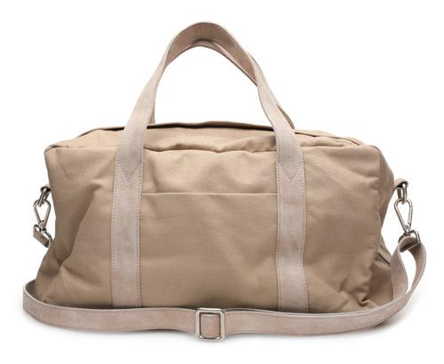 Maison Martin Margiela Canvas Bag04 Maison Martin Margiela Canvas Duffle Bag