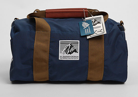 Mt. Rainier Duffle Bag 03 Mt. Rainier Duffle Bag