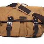 Ossington Greene Cotton Messenger Bag in Khaki 1 150x150 Ossington Greene Cotton Messenger Bag in Khaki