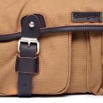 Ossington Greene Cotton Messenger Bag in Khaki 2 150x150 Ossington Greene Cotton Messenger Bag in Khaki