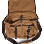 Ossington Greene Cotton Messenger Bag in Khaki 5 150x150 Ossington Greene Cotton Messenger Bag in Khaki