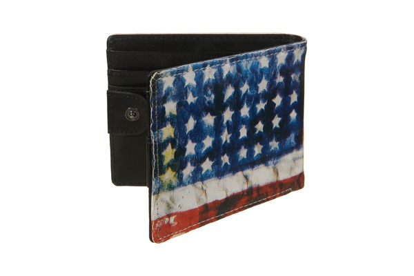 Topman Stars Stripes Wallet 1 Topman Stars & Stripes Wallet