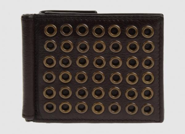 Trussardi 1911 Wallet Trussardi 1911 Metallic Insert Wallet