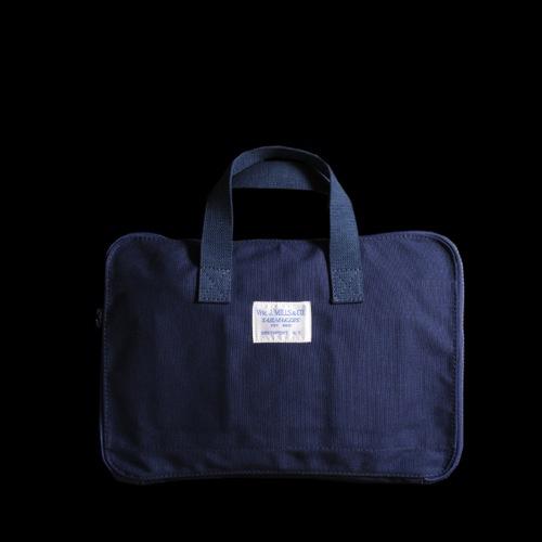 Wm. J. Mills for Unionmade Laptop Bag01 Wm. J. Mills for Unionmade Laptop Bag