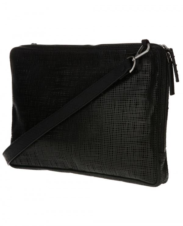 Zagliani Perforated Laptop Bag02 Zagliani Perforated Laptop Bag