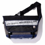 A Bathing Ape Messenger Bag