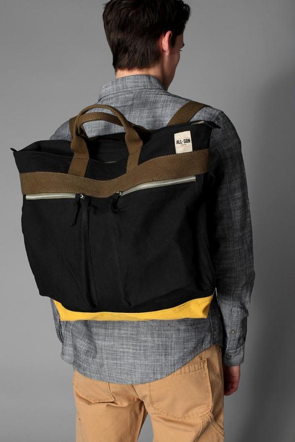 All Son Helmet Bag 1 All Son Helmet Bag