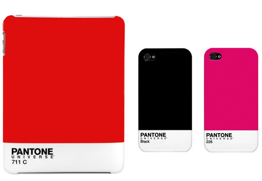 Case Scenario Pantone iPad iPhone Case Collection Case Scenario Pantone iPad & iPhone Case Collection