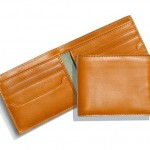 Jack Spade Leather Billfold Wallet