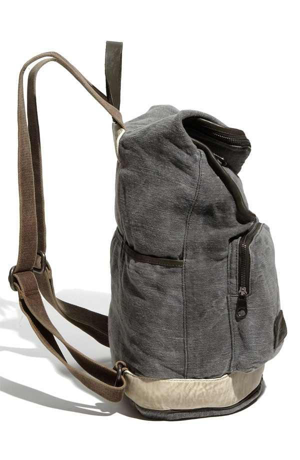 marc by marc jacobs washed canvas backpack the carry. Black Bedroom Furniture Sets. Home Design Ideas