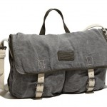 Marc by Marc Jacobs Washed Canvas Messenger Bag