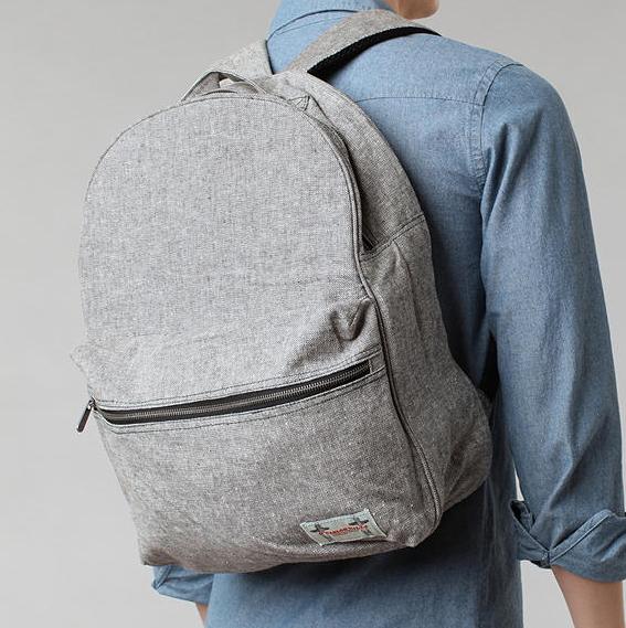 OHanlon Mills Canvas Backpack OHanlon Mills Canvas Backpack