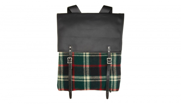 Plaid Duluth Pack Utility Pack Plaid Duluth Pack Utility Pack