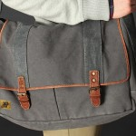 Stapleford East West Messenger Bag