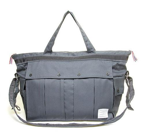 Thom Browne Spring 2011 Duffel Bag05 Thom Browne Spring / Summer 2011 Duffel Bag