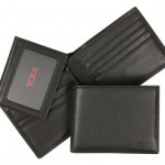 Tumi Removable ID Passcase Bifold Wallet